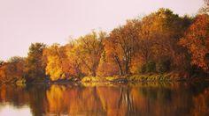 Fox River in Autumn