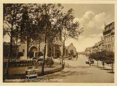 Emmaplein Maastricht.