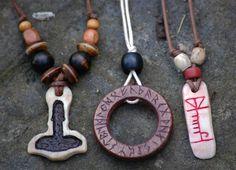 Viking Amulets by heartfullofhell.deviantart.com on @deviantART