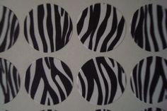 Safari Theme Hershey Kisses Stickers; Zebra Theme Shower; Safari Birthday Party…
