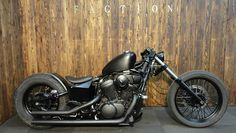 Bobber Inspiration | Honda 600 Shadow | Bobbers and Custom Motorcycles