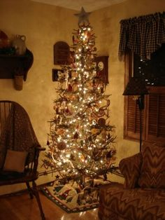 Image detail for -Welcome to our colonial and primitive inspired Christmas home! by DeAnna Crabtree