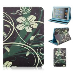 Pretty Flowers 1Piece/lot 7.9inch Leather Folding Stand Folio Smart Screen Cover Case Soft TPU Back For iPad Mini 1/2/3 Retina-in Covers & Cases from Computer & Office on Aliexpress.com   Alibaba Group