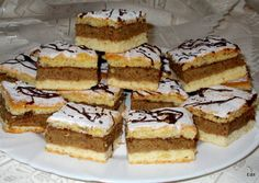 Useful articles and recipes: Bunk nuts Quotes French, Poppy Cake, Oreo Cupcakes, Hungarian Recipes, Hungarian Food, Nutella, Tiramisu, Fondant, Cheesecake