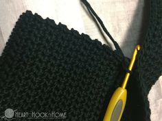 How to Crochet a Fanny Pack