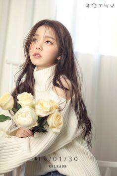 Rothy annonce la date de son comeback avec une photo teaser – K-GEN Cute Asian Babies, Korean Babies, Asian Kids, Cute Korean Girl, Cute Babies, Beautiful Girl Makeup, Beautiful Asian Girls, Loli Kawaii, Ulzzang Kids