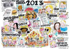 Het jaar 2013