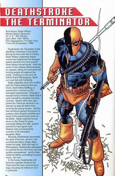 Deathstroke photo: Slade Wilson This photo was uploaded by mydogisfaust