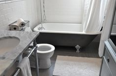 Before &amp After: Andi &amp Dean's Master Bath on a Budget