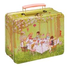 Lovely lunch box