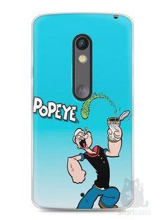 Capa Capinha Moto X Play Popeye