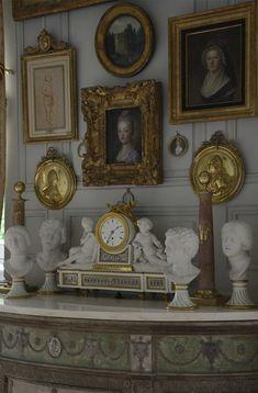 Paraíso vintage: um tour pelo château de Digoine - Casa Vogue   Casas