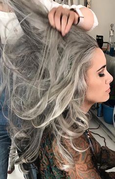 Beautiful hair inspiration.
