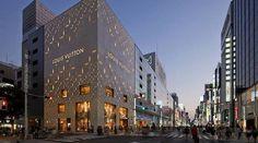 Louis Vuitton Store in Tokyo-3