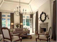 country cottege desgin examples | English Cottage Interior Design | Furnish Burnish