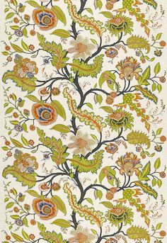 5006610 Schumacher Wallpaper this wallpaper Roll Shipping information Packaged and Sold by the Yard.,,Untrimmed, Thanks for shopping Mahones Wallpaper Shop for pattern 5006610 pattern name Sinhala Sidewall