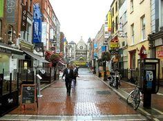 Grafton Street ~ Dublin, Ireland