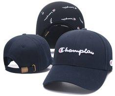 e760d51cad634 Champion Baseball Caps Navy 007