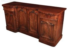 Please browse our Antique Sideboards, Antique Sideboards from the UK's leading antiques website. Mahogany Sideboard, Antique Sideboard, Antique Furniture, Victorian Dining Tables, Sideboards For Sale, Mahogany Color, Decorative Panels, Cupboard Doors, Storage Spaces
