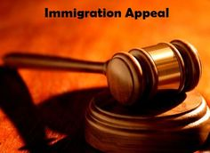 Our immigration solicitors can represent you in immigration appeal process in best possible manner.  #immigrationappeal