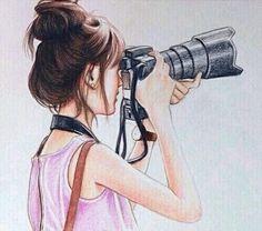 Art - fashion - girly_m Girly M, Art And Illustration, Illustrations, Cute Girl Sketch, Cute Girl Drawing, Girl Drawing Sketches, Girly Drawings, Drawing Ideas, Cute Drawings Of Girls