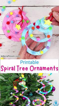 Kids Crafts, Christmas Crafts For Kids To Make, Christmas Tree Crafts, Christmas Activities, Toddler Crafts, Christmas Projects, Preschool Crafts, Holiday Crafts, Christmas Crafts For Preschoolers