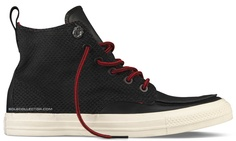 Converse Chuck Taylor All Star Chinese New Year Year of the Dragon Black Leather  (1)