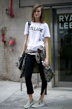 stylebistro NYC Street Style 2014 Models
