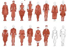 Dark Sprite clothing style, used throughout Etendacya The Substitutes Developmen. Fantasy Character Design, Character Creation, Character Design Inspiration, Character Concept, Character Art, Fashion Sketches, Art Sketches, Art Drawings, Drawing Reference