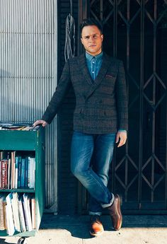 Funny, classy and Olly Olly Murs, Sam Smith, Pop Singers, Beautiful Eyes, Bae, Suit Jacket, Mens Fashion, Celebrities, Music