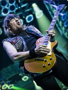 Adrian Smith - Iron Maiden