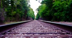 Traintracks in Macon, Georgia by Matt K. Lehman, via Flickr