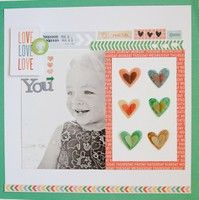 A Project by erin stewart from our Scrapbooking Gallery originally submitted 10/31/12 at 04:18 PM