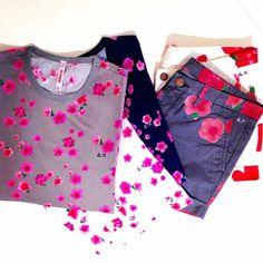 Enjoy our hawaiian shirts and shorts! from SUN68 store in Cuneo SUN68 SS15 #SUN68 #SS15 #hawaii #fashion #shirt #shorts #SUN68cuneo