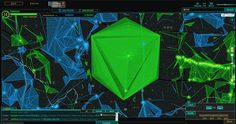 Now THAT is some ingress field art! Players in Japan just created this masterful ingress logo. So beautiful!