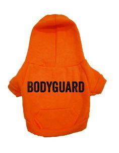 Dog Hoodie - Bodyguard