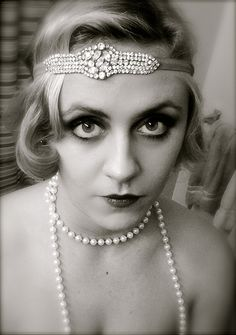 Flapper. I'm thrilled that it is making a comeback.