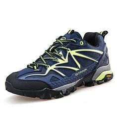 Men's Shoes New West Wolf Pointed Toe  Low Heel Faux Leather Hiking Shoes More Colors available