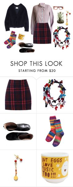 """""""I have a dream"""" by lealeo ❤ liked on Polyvore featuring Oasis and Maison Margiela"""