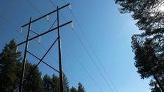 Transmission Tower, Utility Pole, Frame, Picture Frame, Frames