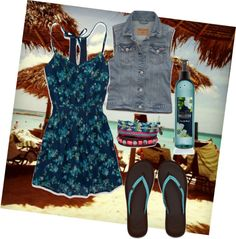 """""""Hollister"""" by awesum1 ❤ liked on Polyvore"""
