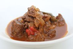 Rich and Hearty Hungarian Goulash