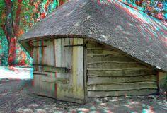 Schapenstal Openluchtmuseum Arnhem 3D