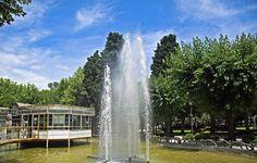Waterfall, Outdoor, Island, Park, Outdoors, Outdoor Living, Garden, Waterfalls