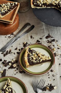 Tarts, Tartlets on Pinterest | Tarts, Lemon Tarts and Cherry Tart