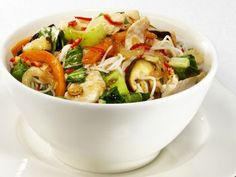 Thai Noodle Stir-fry Recipe | FindTheBest