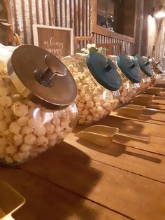 Instagrammable wedding moments from the popcorn bar. Best Popcorn, Gourmet Popcorn, Wedding Popcorn Bar, Destination Wedding, Wedding Day, Wedding Reception, Popcorn Company, Caramel Corn, Naples Florida