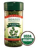 Frontier Organic Cilantro Flakes