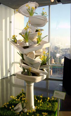 Jard n vertical on pinterest interiors google and for Jardin vertical casero