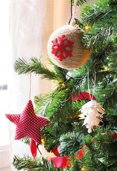 1760 Fotos de Navidad - Pagina 2 Christmas Crafts, Christmas Tree, Christmas Ornaments, Holiday Decor, Home Decor, Christmas Balls, Christmas Tables, Christmas Ornament, Garlands
